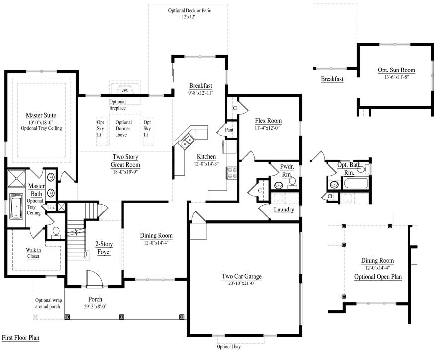 Forest Ridge Estates Models